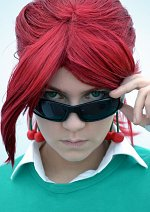 Cosplay-Cover: Noriaki Kakyoin [[Deja vu Doujinshi Version]]