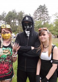 Cosplay-Cover: Charlie Scene - Hollywood Undead