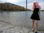 Cosplay-Cover: Nao [Black Dress]