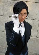 Cosplay-Cover: Claude Faustus