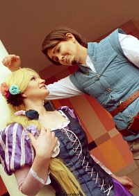 Cosplay-Cover: Rapunzel (2)
