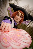 Cosplay-Cover: Sakura Kinomoto Clow Princess