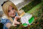 Cosplay-Cover: Alice im Wunderland