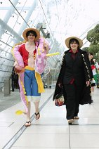 Cosplay-Cover: Luffy (New World Classic)