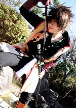 Cosplay-Cover: Okita Souji/Military