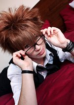 Cosplay-Cover: Sawada Tsunayoshi / Song Red Cover