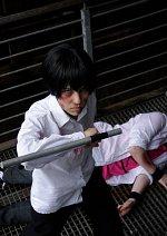 Cosplay-Cover: Hibari Kyouya (Kokuyo Arc)