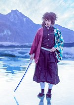 Cosplay-Cover: Giyuu Tomioka