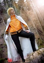 Cosplay-Cover: Uzumaki Naruto / Adult