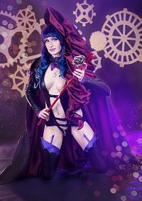 Cosplay-Cover: Sheryl Nome (Black Bunny)