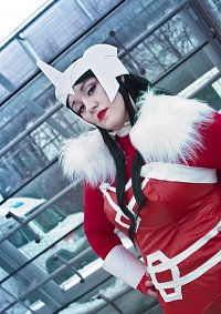Cosplay-Cover: Lady Sif [Journey into Mystery]