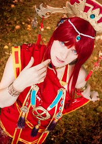 Cosplay-Cover: Harvest Moon [Ayakashi Ghost Gilde]