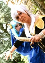 Cosplay-Cover: Sharrkan [Ali Babas BackCover]