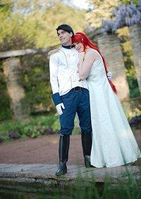 Cosplay-Cover: Prinz Erik (Hochzeitsversion)