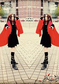 Cosplay-Cover: Wanda Maximoff [Scarlet Witch]