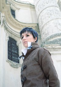Cosplay-Cover: The Outsider [Dishonored]