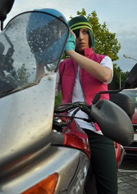 Cosplay-Cover: Biker [Hotline Miami]