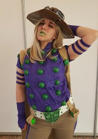 Cosplay-Cover: Gyro Zeppeli