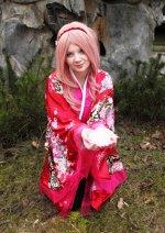 Cosplay-Cover: Sakura Haruno( Kimono)