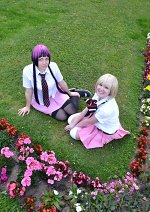 Cosplay-Cover: Shiemi Moriyama (School)