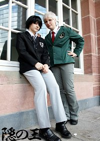 Cosplay-Cover: Miharu Rokujo [Episode 13: Schuluniform]