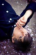 Cosplay-Cover: Izumi Takuto [Schuluniform]
