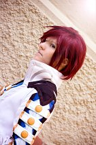 Cosplay-Cover: Asbel Lhant