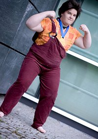 Cosplay-Cover: Randale Ralph