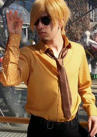 Cosplay-Cover: Sanji [Salt Bae]