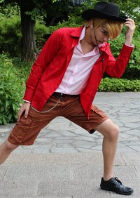 Cosplay-Cover: Sanji [Strong World]