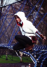 Cosplay-Cover: Future Assassin (Desmond Miles style)