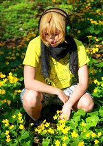 Cosplay-Cover: Len Kagamine (FA-Version)