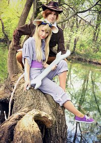 Cosplay-Cover: Trixi / Gadget