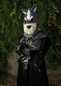 Cosplay-Cover: Wolf O Donnell ( Fan art kleidung)
