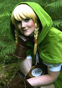 Cosplay-Cover: Linkle [Hyrule Warriors - Legends]