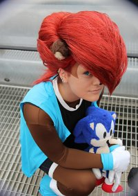 Cosplay-Cover: Sally Acorn