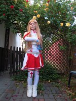 Cosplay-Cover: Asuna