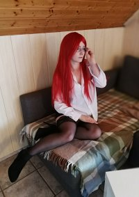 Cosplay-Cover: Rias Gremory (Secretary Style)