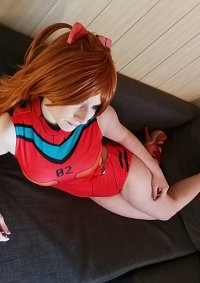 Cosplay-Cover: Asuka (Swimsuit)