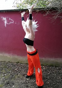 Cosplay-Cover: Son Goku (Ultra Instinkt)