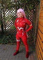 Cosplay-Cover: Zero Two
