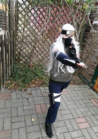 Cosplay-Cover: Kakashi (female)