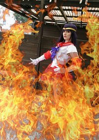 Cosplay-Cover: Sailor Mars