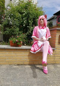 Cosplay-Cover: Chaneira Gijinka