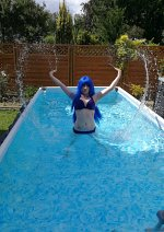 Cosplay-Cover: Juvia (Swimsuit)