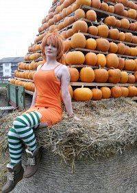Cosplay-Cover: Nami (Halloween)