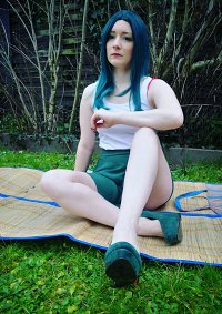 Cosplay-Cover: Gon Freecs (female)
