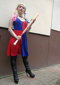 Cosplay-Cover: Harley Quinn (own)