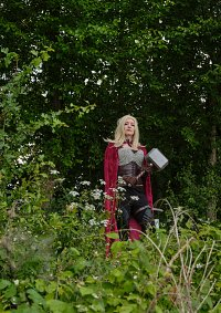 Cosplay-Cover: Female Thor