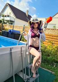 Cosplay-Cover: Caitlyn (Poolparty)